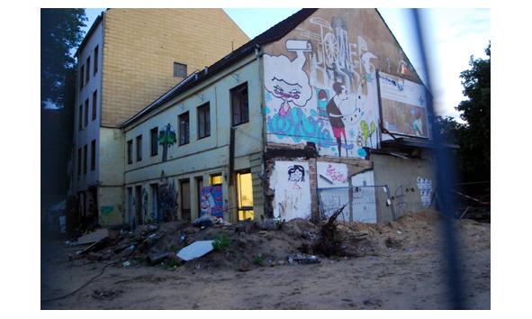Gentrifizierung killed Streetart