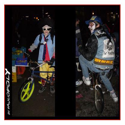 """Pic von der Suicycle Homepage mit den """"FUCKERS"""" (wer kennt den Typ rechts? ;-))"""