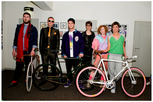 Cycle Chic Posse: Crew Love is true Love