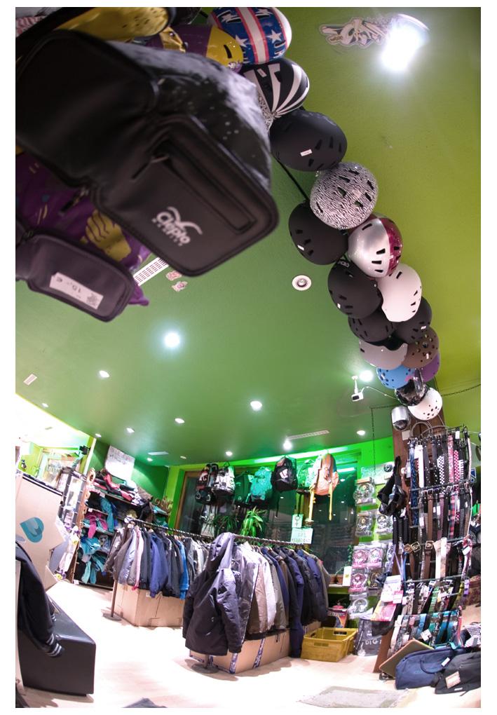 """""""Viele befreundete Shops schicken ihre Kunden zu uns, weil sie wissen, dass sie hier in guten Händen sind."""" Richie Löffler"""
