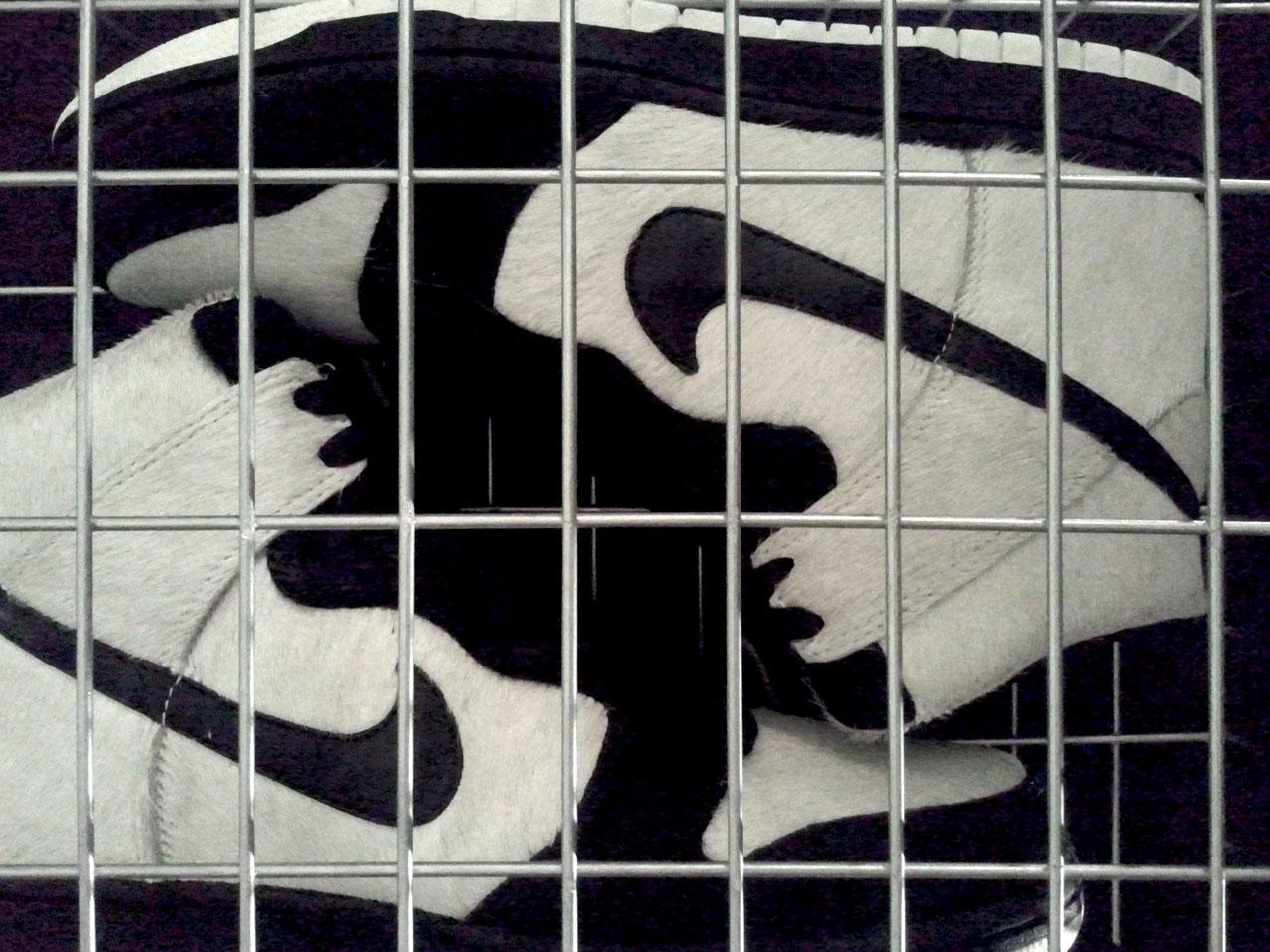 Nike Dunk High Panda Ueno Park