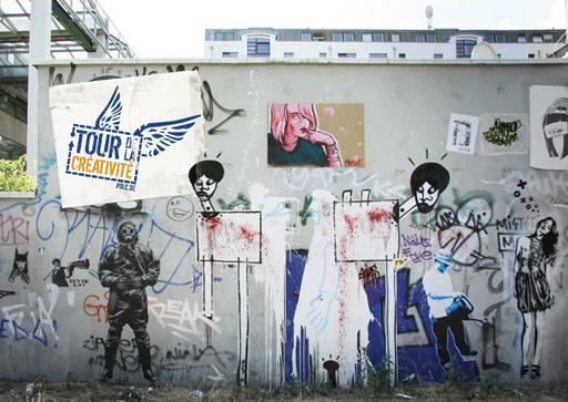 Tour de la créativité Berlin - Hamburg