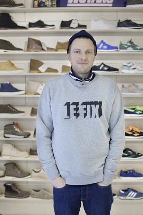 Valdemar Kludt owner of Le Fix