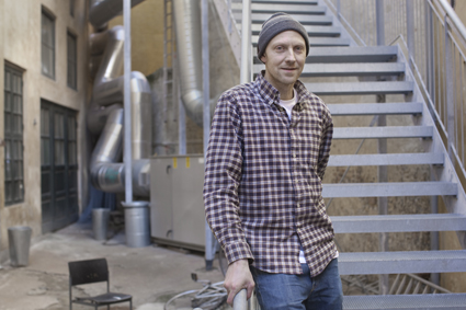 Michael Andersen, Assistant Designer & Partner at Le Fix