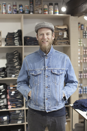 Thomas Urth, Shopmanager & Partner at Le Fix City Center
