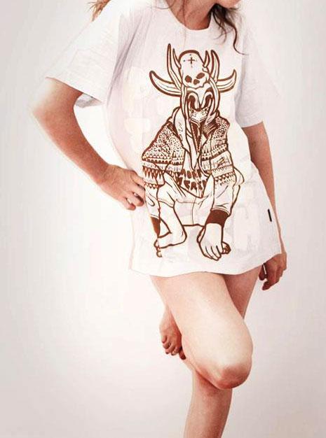 T-Shirt Design by MEGA