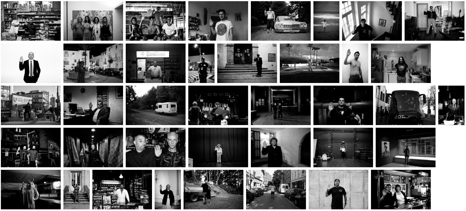 Jo Fischer - Humans Serie - Leica M9