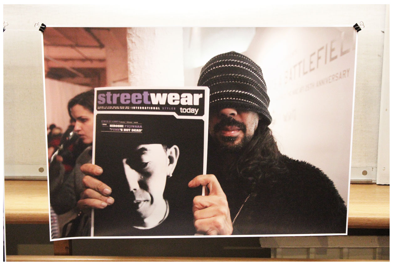 Futura2000 x Streetwear Today