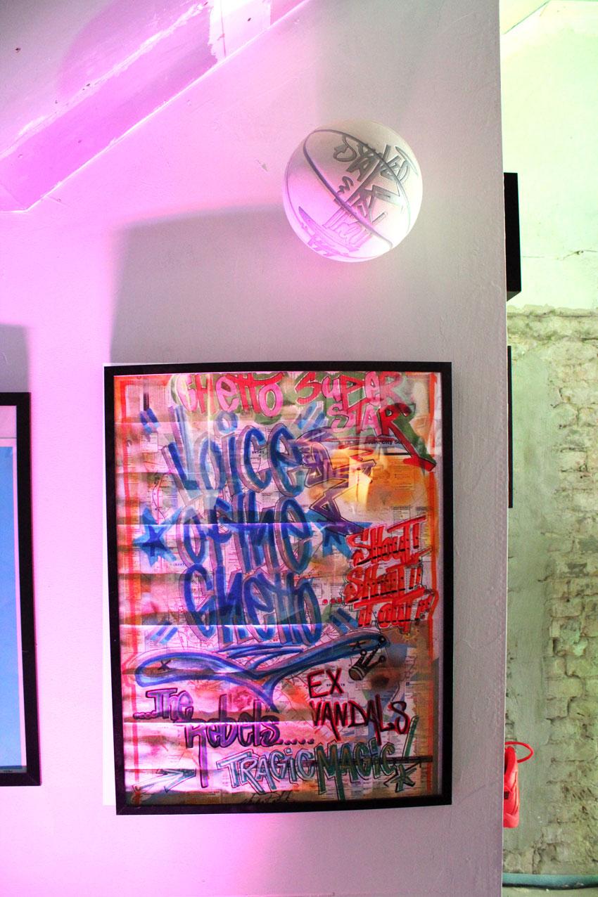 Stay High 149 und K1X - eine der letzten Kollabos der Graffiti-Legende.