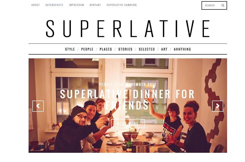 Superlative Magazine